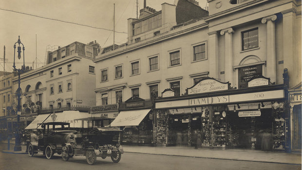 hamleys old regent street Foto: