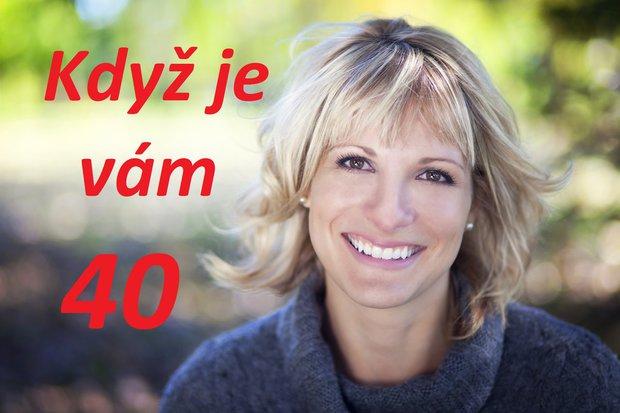žena 40 Foto: