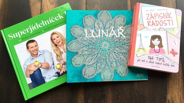 Který knižní balíček byste si přáli vyhrát? super Foto: