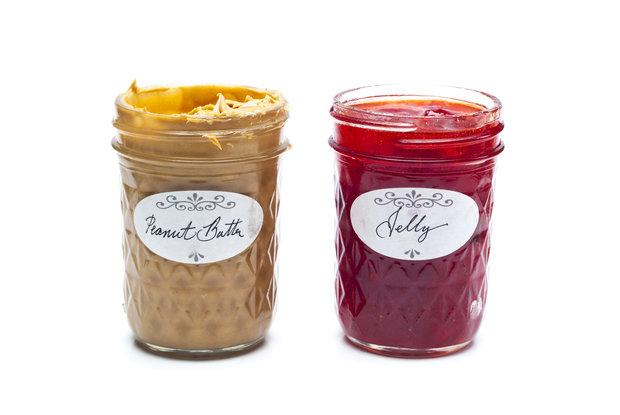 burákové máslo a marmeláda Foto: