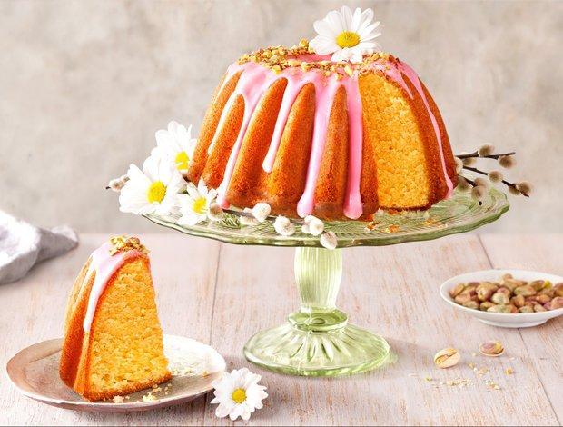 Citronovo-pomerančová bábovka  Foto: