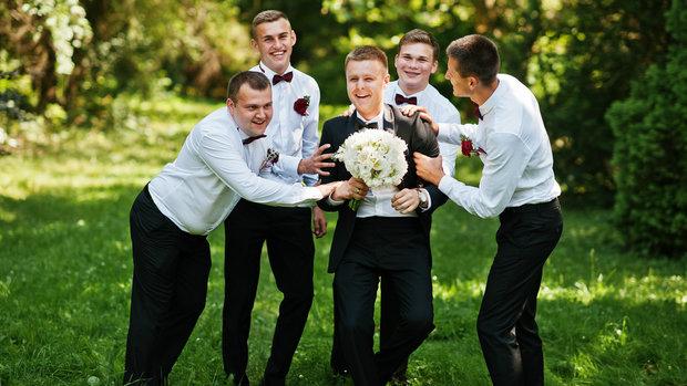 Na svatbě musí být hlavně zábava! Foto: