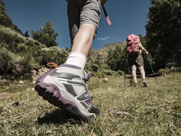 Chůze je balzámem pro tělo i duši Foto: