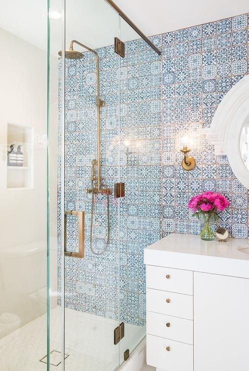 Dlaždičky udělají z vaší koupelny luxusní lázně. Foto: