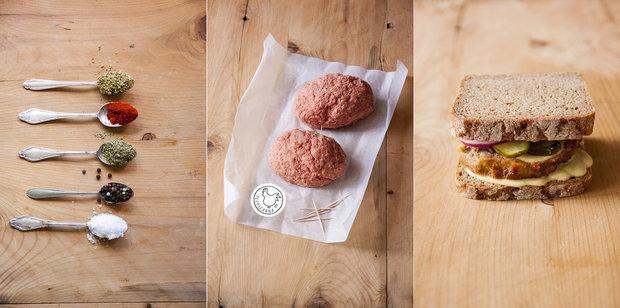 Sekaná pečeně s chlebem 2 Foto: