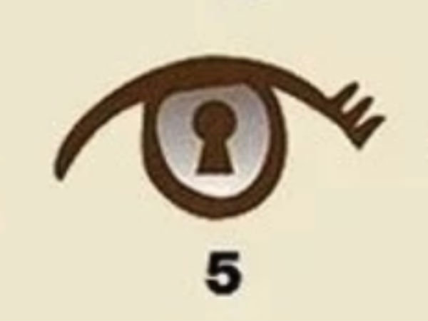 Test - oči 5 Foto: