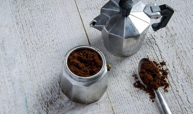 Připravte si doma kávu jako z kavárny: Moka konvička  Foto: