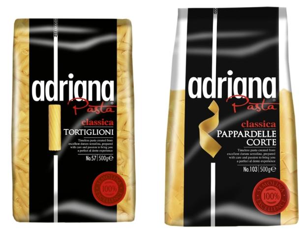 Těstoviny Adriana