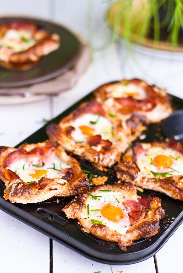 Vaječné hnízda Foto: Sweet pixel blog