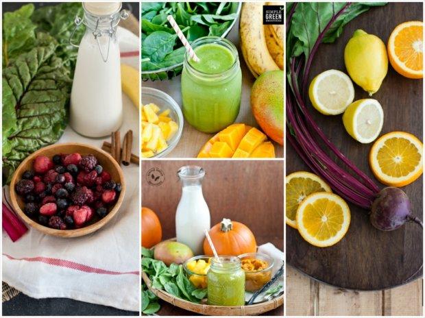 Zelené smoothie po 30 dní 2 Foto: