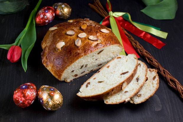 Mazanec - oblíbené velikonoční pečivo 2 Foto: