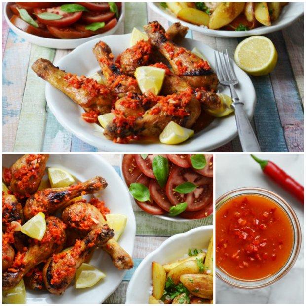 Portugalské kuře Foto: