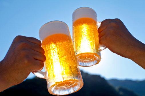 Pivo je skvělý nápoj, když víte, kdy přestat Foto: