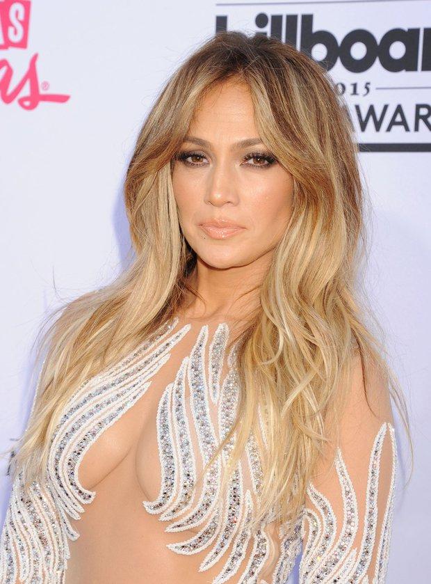 Vlnité- Jennifer Lopez Foto: