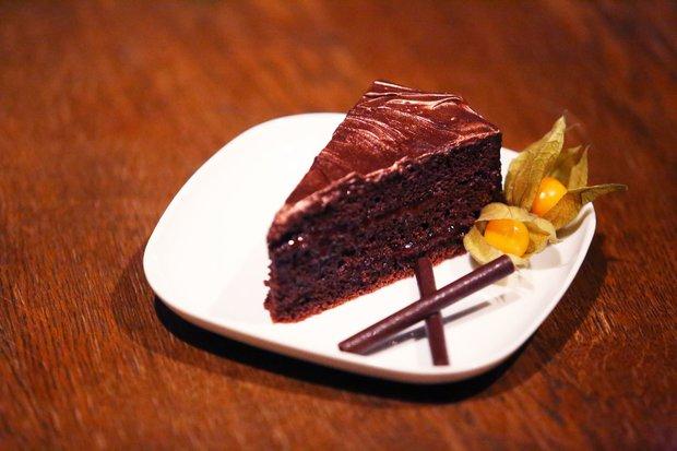 Sacher dort - Obrázek 1 Foto: