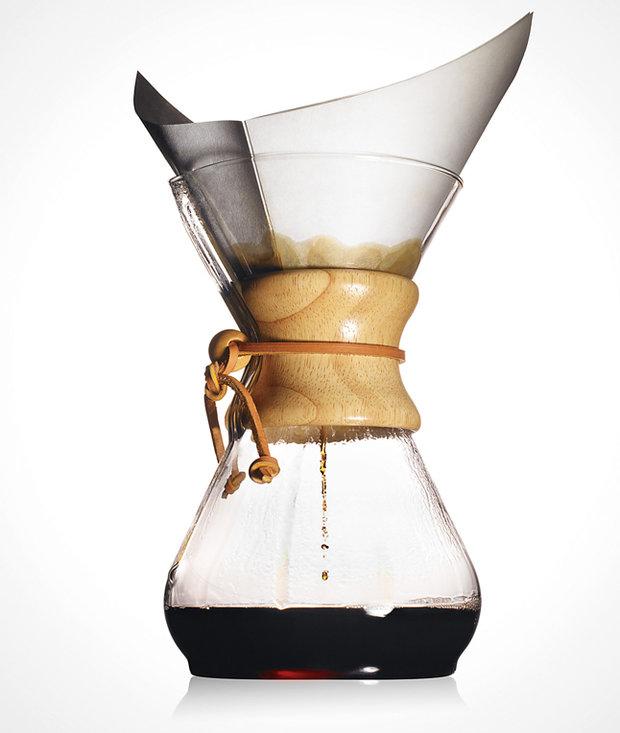 Kdo by nemiloval vůni čerstvě umleté kávy?chemex1 Foto: