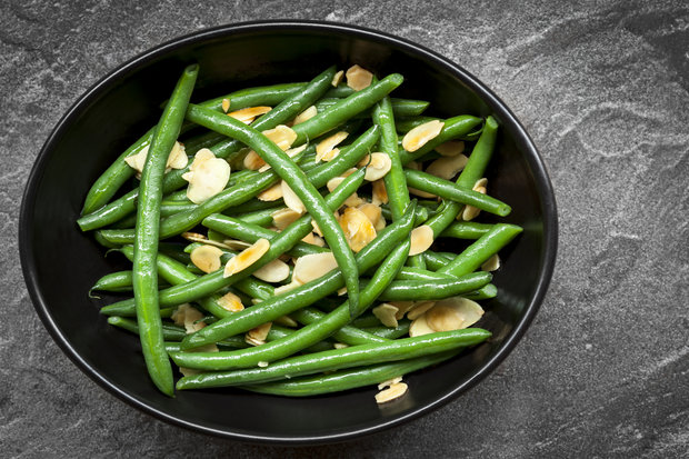 zelené fazolky Foto: