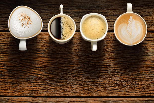 kávové nápoje Foto: