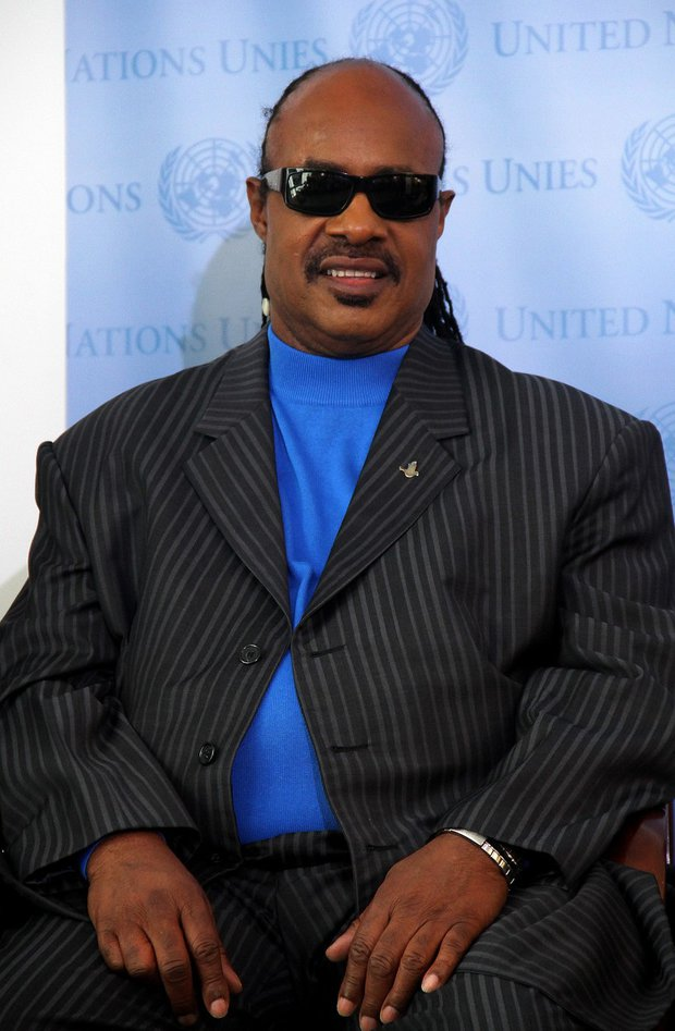 vegani - Stevie Wonder Foto:
