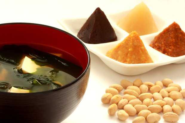 Miso - japonský pramen chuti a zdraví  Foto: