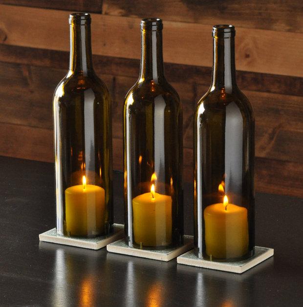 Milujete víno? Využijte vypité lahve! Foto: