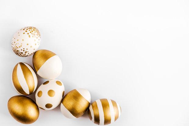 Luxusní velikonoční vajíčka. Foto: