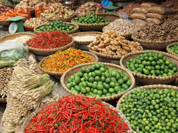 ovoce, zelenina a koření, Foto: Thinkstock