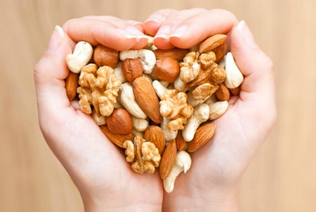 Jezte ořechy!  Foto: Thinkstock