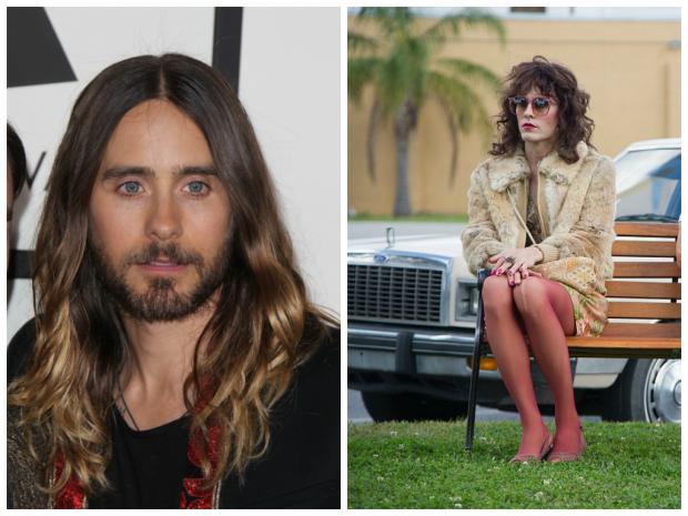 Transexuální role Jareda Leta mu vynesla nominaci na vedlejší mužkou roli v Oscarech Foto: archiv
