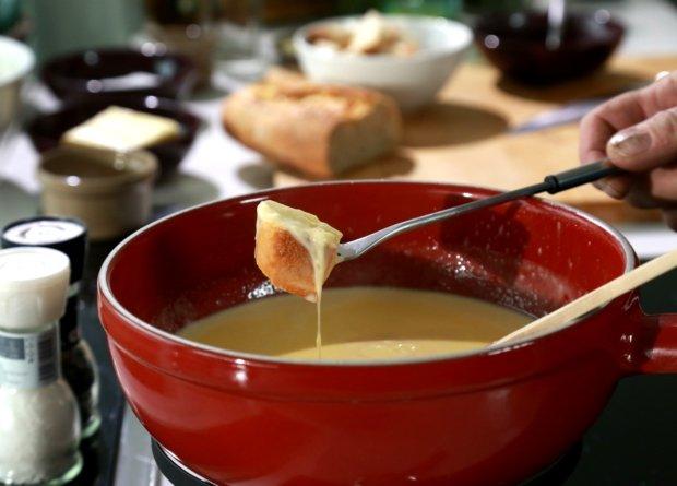Sýrové fondue Foto: