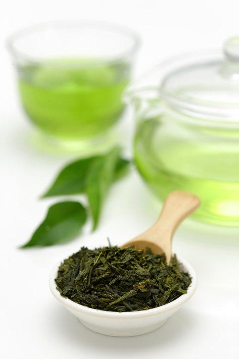Zelený čaj 3 Foto: