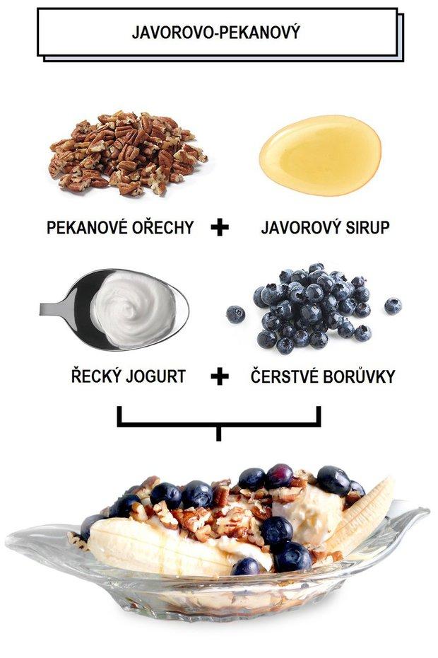 Snídaně trochu jinak - Obrázek 1 Foto: