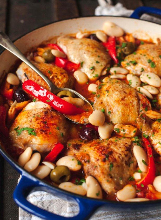 Španělské kuře 2 Foto: