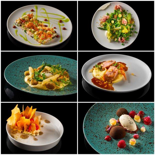 Jarní menu v restauracích La Veranda a AvantGarde 4 Foto: