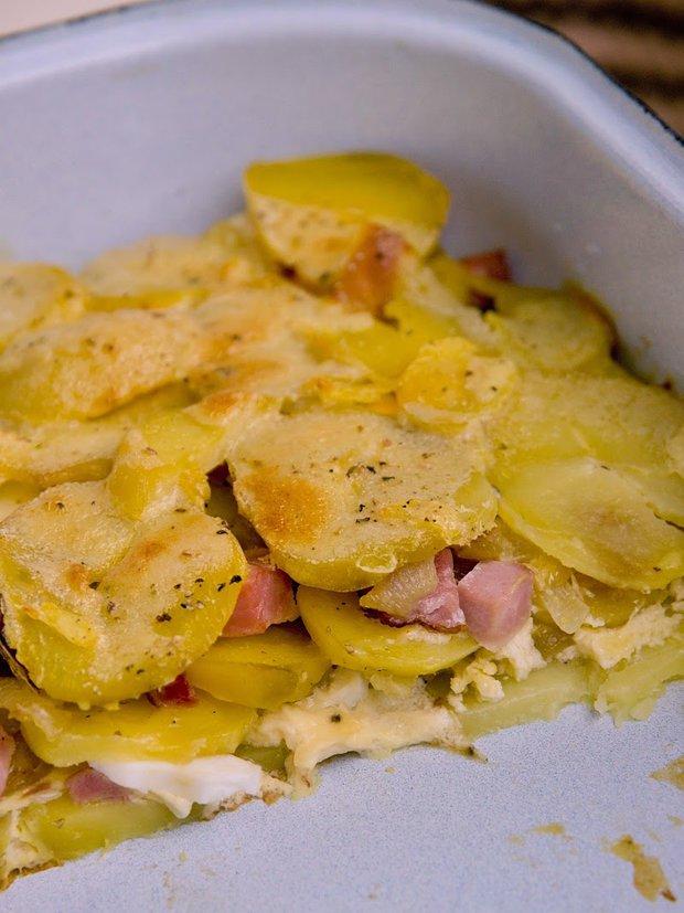 Francouzské brambory podle Romana Vaňka 2 Foto: