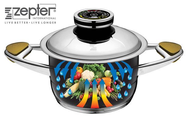 Zepter soutěž o nádobí 4 Foto: