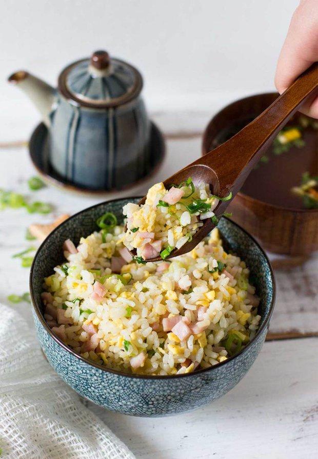 Japonská smažená rýže 2 Foto: