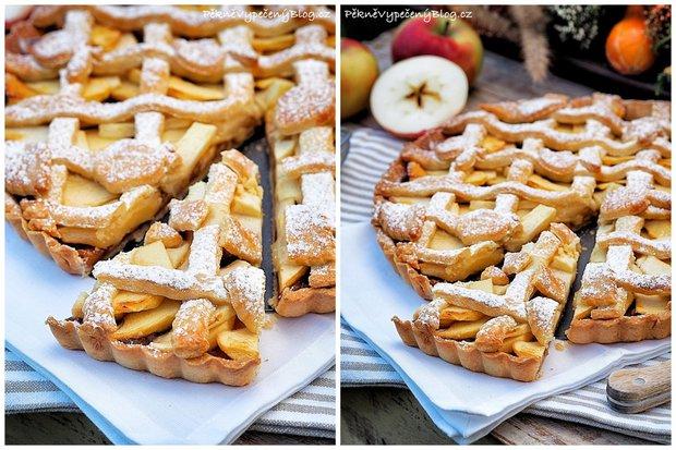Křehký koláč s jablky 3 Foto: