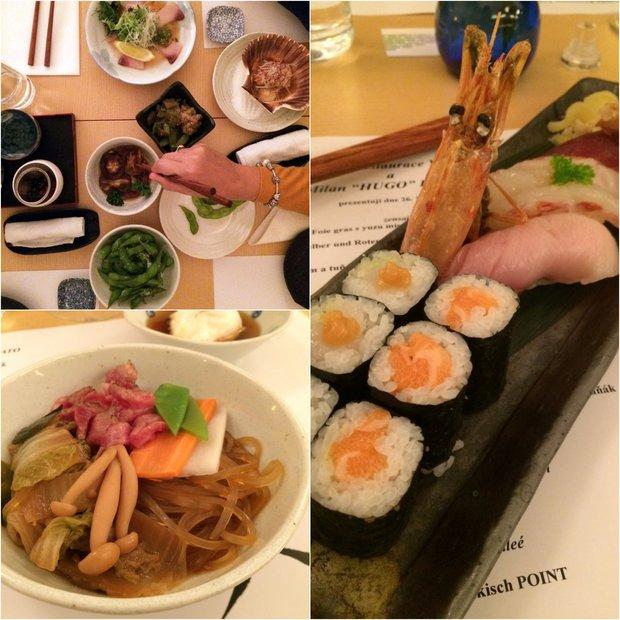 Tipy: Yamato + Momoichi 4 Foto: