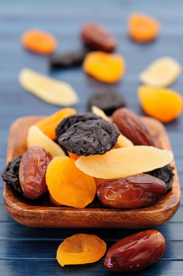 Zdravé mlsání  ovoce Foto: