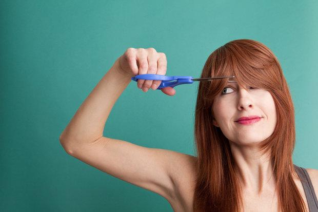ostříhat vlasy Foto: