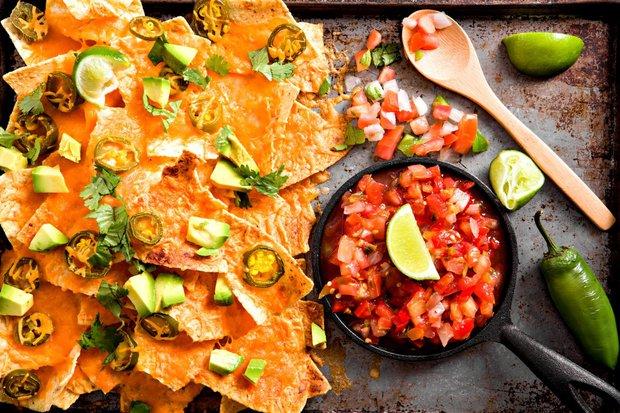 Historie nachos  Foto: