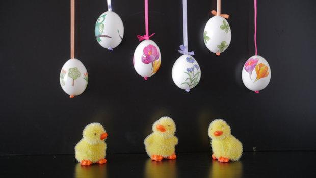 ubrousková vajíčka Foto: