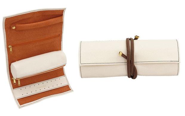 Organizér Ascot Roll Ivory White, 20x8x6 cm, bonami.cz, cena 799 Kč Foto:
