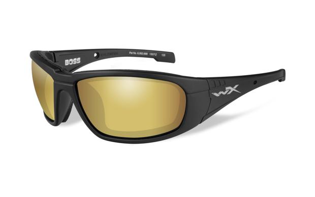 """Wiley X BOSS – """"Nerozbitné"""" a stylové brýle, vhodné především pro rybáře, střelce a lovce, styleandsafety.cz, cena 3990 Kč Foto:"""