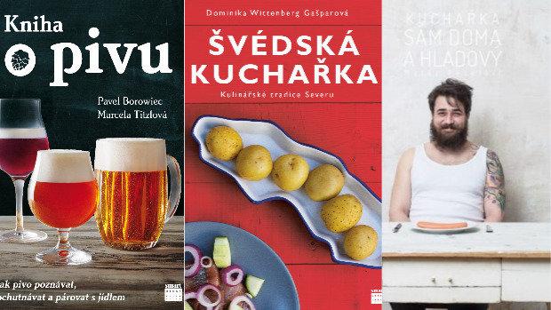 knížky výběr - kuchařky Foto: