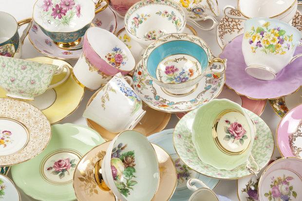 Starý porcelán se dá dobře prodat Foto: