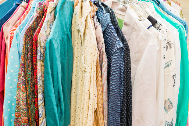 Oblečení je potřeba jednou za čas protřídit Foto: