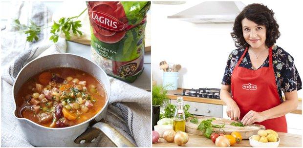 Bohatá luštěninová polévka  Foto: