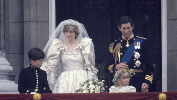 Lady Diana a princ Charles Foto: